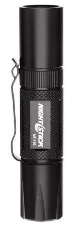 Nightstick MT110 MT-110 Mini Tac 90 Lumens AA (1) Black