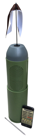 Convergent BHP4000 Bullet HP HD Electronic Game Call w|Decoy