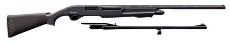 Pointer ASN00025 Standard Field Pump 12 Ga 28 3 in.  Black Synthetic Stk in.
