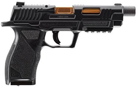 Umarex USA 2252113 SA10 Air Pistol Single|Double .177 BB Black