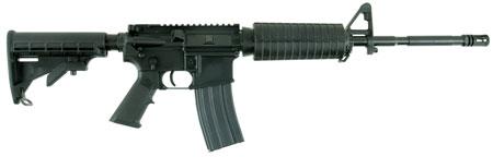 Franklin Armory 1223 M4 Carbine Semi-Automatic 223 Remington|5.56 NATO 16 30+1 6-Position Black Stk Black Hard Coat Anodized in.