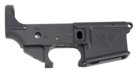 Wilson Combat TRLOWER Lower Receiver AR-Style AR Platform Multi-Caliber 7075 T6 Aluminum Forged Black
