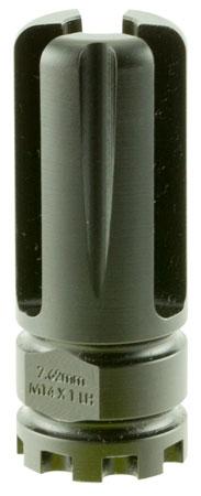 Advanced Armament 64742 Blackout Flash Hider 7.62mm .750(7.62 Barrels) Aerospace Alloy Black Nitride in.