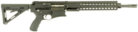 DRD Tactical M762BLK M762 7.62 NATO Semi-Automatic 308 Winchester|7.62 NATO 16 20+1 Magpul MOE Black Stk Black Hard Coat Anodized in.