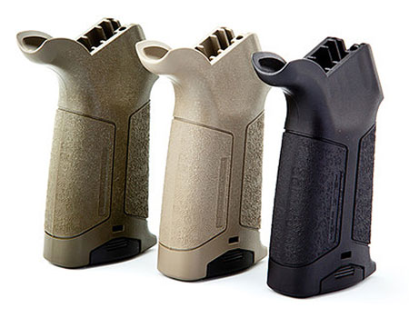 Hera 110803 HFG Pistol Grip AR-15  Polymer OD Green