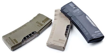 Hera 1311B  223 Remington|5.56 NATO 30 rd Black Finish
