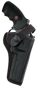 Bianchi 17684 7000 Sporting  Colt KC|Python; Llama Martial|Com; Ruger GP100 Accumold Trilaminate Black