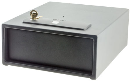 Stack-On Quick Access Auto Open Drawer with Biomet
