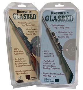 Brownells 081050101 Glasbed Kit Glasbed Kit 9 Piece