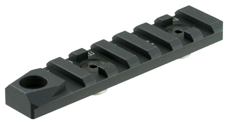 Strike SILINKRS7QD Accessory Rail with QD For AR 1-Piece Style Black Hard Coat Anodized Finish