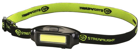 Streamlight Bandit -headstrap,hat & USB cord - Black