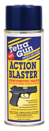 Tetra 006I Action Blaster Synthetic Gun Cleaner 10 oz