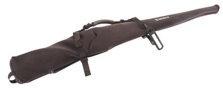 Sentry 19GS01WG Long Gun AR15 Go Sleeve Neoprene Gray 36L x 7 in. H in.