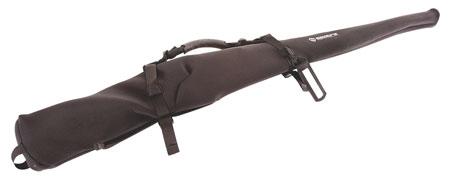 Sentry 19GS02WG Long Gun Shotgun Go Sleeve Neoprene Gray 50L x 7 in. H in.