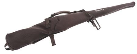 Sentry 19GS03WG Long Gun Rifle Go Sleeve Neoprene Black 48L x 7 in. H in.
