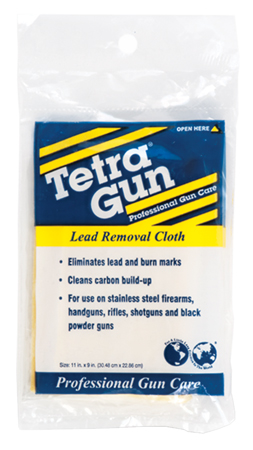 Tetra 330I Gun Lead Removal Cleaning Cloth 10 x 10 in.  in.