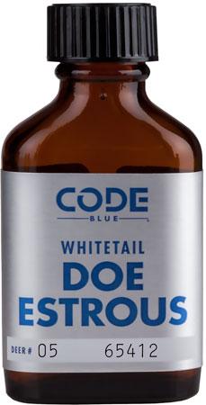 Code Blue OA1001 Estrus Doe Urine 1 oz