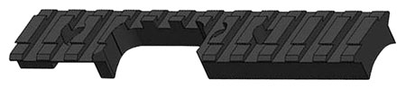 Crickett KSAAA425 Rail Kit For Crickettinny Rail Picatinny Style Black Finish