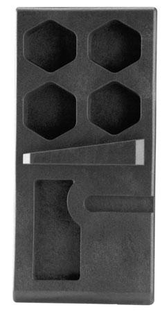 Aim Sports ATLVB AR Lower Vice Block Black Polymer