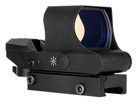Trinity Force CXHD119 Reflex 1x 24x34mm Obj Unlimited Eye Relief  Black Matte