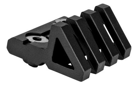 Trinity Force MN45KMB KeyMod Mount For AR Offset Style Black Hard Coat Anodized Finish