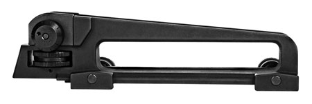Trinity Force FS67 AR Carry Handle Black Hard Coat Anodized Steel|Aluminum 6.93 L x 1.85 in.  W in.