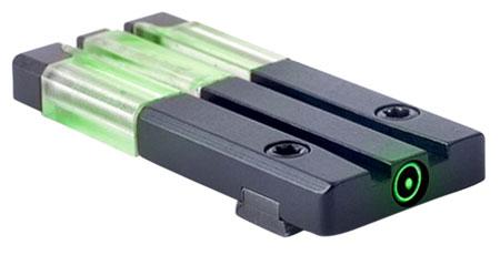 Meprolight 63120 FT Bullseye Rear Sight S&W M&P Fiber Optic Green   Black