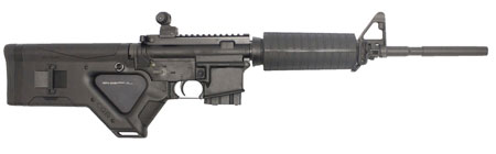 Stag Arms SA2FLD Model 2FL Featureless Semi-Automatic 223 Remington|5.56 NATO 16 10+1 Hera CQR Featureless Black Stk Black in.