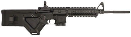 Stag Arms SA2TFD Model 2TF Featureless Semi-Automatic 223 Remington|5.56 NATO 16 10+1 Hera CQR Featureless Black Stk Black in.