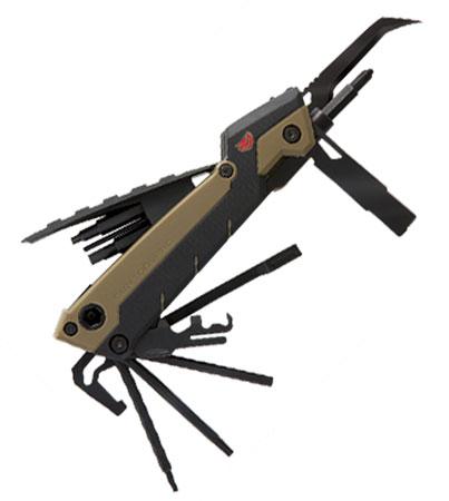 Real Avid|Revo AVGTPROAR Gun Tool Pro AR15 2.5  Claw Point in.