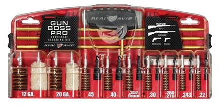 Real Avid|Revo AVGBPROU Gun Boss Pro Universal Cleaning Kit  23