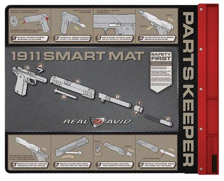 Real Avid|Revo AV1911SM 1911 Smart Cleaning Mat All Cal Pistol