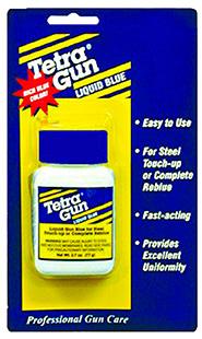 Tetra 002I Gun Blue Liquid 3 oz