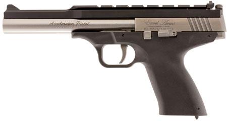 Excel EA22304 Accelerator Pistol MP-22 Double 22 (WMR) 6.5 9+1 Black Polymer Grip in.