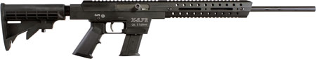 Excel EA57603 X-Series X-5.7R Semi-Automatic 5.7mmX28mm 18 10+1 Collapsible Black Stock Black in.