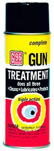G96 1055P Gun Treatment Spray Lubricant 12 oz