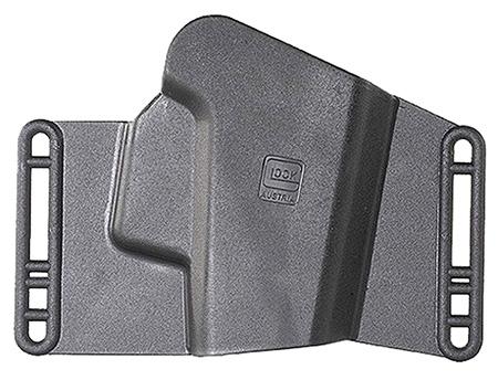 Glock HO12639 Sport|Combat Belt Slide Large Glock 20|21|29|30|37|38|39|41 Polymer Black