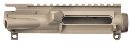 Aero Precision APAR501801C AR-15 Stripped Upper Receiver Multi-Caliber FDE