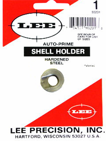 Lee 90031 Shell Holder 1 6.8mm Remington SPC #21