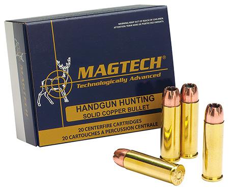 Magtech 500D Sport Shooting 500 S&W 325 GR FMJ 20 Bx  25 Cs
