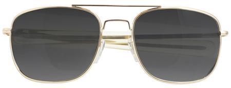 Humvee Accessories HMV52BGOLD Sunglasses  Pilot Sunglasses Gold