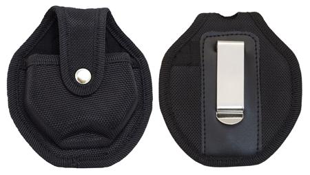 Uzi Accessories UZICUFFCS Handcuff Case  Universal Nylon Black