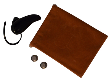 Woodland Whisper WW2P Hearing Amplification II Plus Electronic  Black