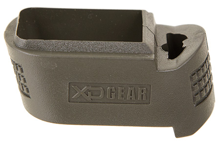 Springfield Armory XD5004 XD X-Tension Mag Sleeve 9mm|40 S&W  Green Finish