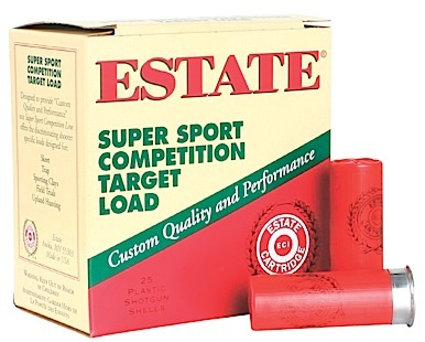 Estate SS289 Super Sport 28 Gauge 2.75in. 3/4 oz 9 Shot 25 Bx/ 10 Cs