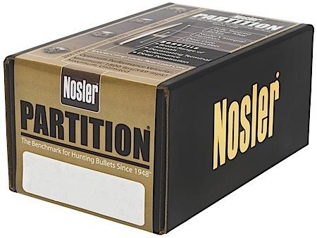 Nosler Ammunition 16332 PARTn 30 220 SSp 50
