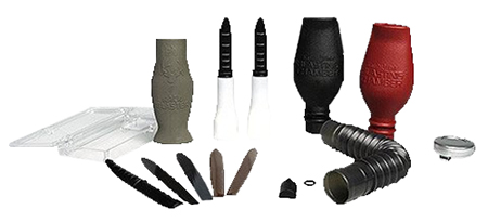 Knight & Hale KH1040  Blasting Chamber System w|DVD