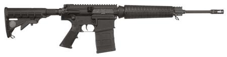 ArmaLite DEF15FCO M-15 Defensive Sporting Rifle *CO Compliant* Semi-Automatic 223 Remington 5.56 NATO 16 FS 10+1 A2 Front 6-Position Stk Blk Hard Coat Anodized in.