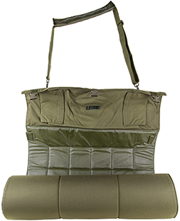 Blackhawk 80CM00OD Pro-Shooters Mat 28 W x 83 in.  L 1000D Nylon Olive Drab in.
