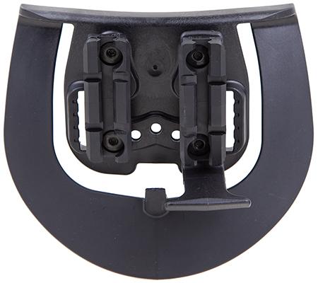 Blackhawk 410800CBK Dual Rail Access Paddle Black Polymer